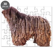 Bergamasco Sheepdog Puzzle
