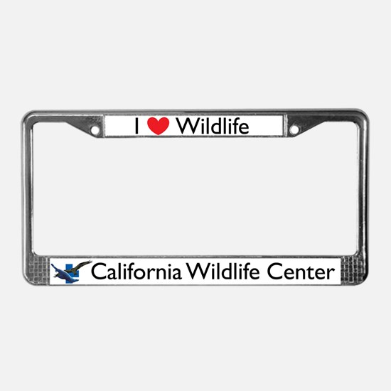 Honk If You Love Wildlife! (Plate Frame)