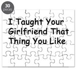 Taught Your Girlfriend Puzzle