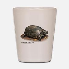 Gopher Tortoise Shot Glass