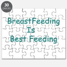 BreastFeeding Is Best Puzzle