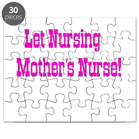 Let Nursing Mothers Nurse Puzzle