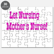 Let Nursing Mothers Nurse Puzzle