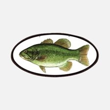 Bad Day Fishing Bass Patches