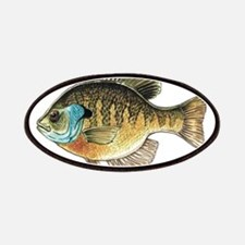 Bluegill Bream Fishing Patches