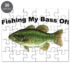Fishing My Bass Off Puzzle