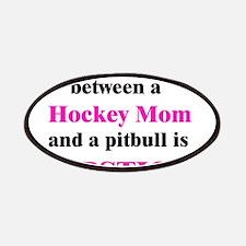 Palin Hockey Mom Pitbull Lips Patches