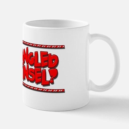 Tangled Tinsel Mug