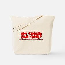 Tangled Tinsel Tote Bag