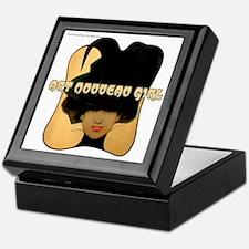 Nouveau Girl Keepsake Box