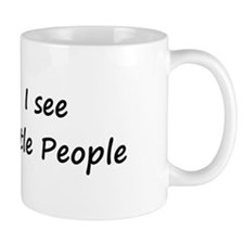 I see Little People Mug
