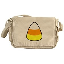 Candy Corn Messenger Bag
