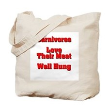The Carnivore's Tote Bag