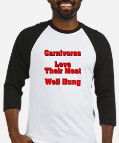 The Carnivore's Baseball Jersey