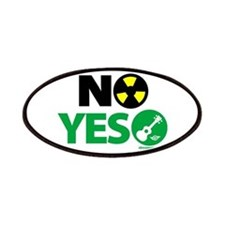 No Nukes, Yes Ukes Patches