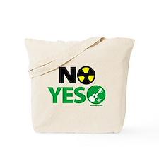 No Nukes, Yes Ukes Tote Bag