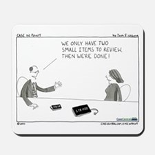 Occupy eDiscovery Mousepad