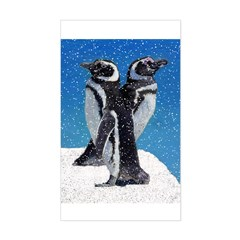 Wildlife Penguins Decal