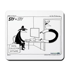 Spy vs. Spy Mousepad