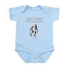 DON'T HASSLE ME... Infant Bodysuit