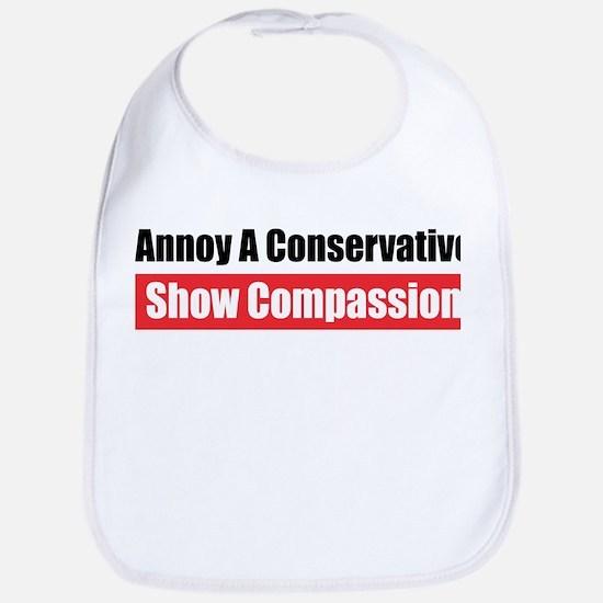 Show Compassion Bib