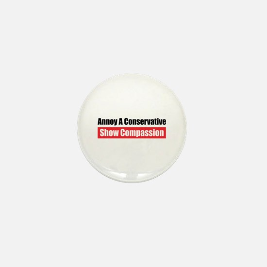 Show Compassion Mini Button