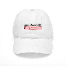 Show Compassion Baseball Baseball Cap