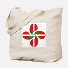 Lauburu/Euskal Herria Tote Bag