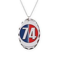 74 Car Logo Necklace