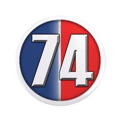 74 Car Logo 3.5