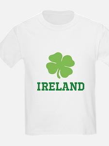 Cute Ireland kids T-Shirt