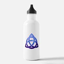 Cute Trinity knots Water Bottle