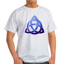 Cute Christmas celtic knot T-Shirt