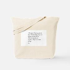 Cool Rumi Tote Bag