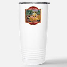 Mud Puddle - Christmas Star Travel Mug