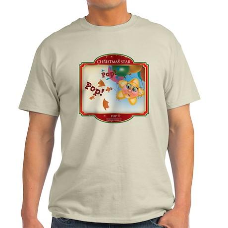 Pop - Christmas Star Light T-Shirt