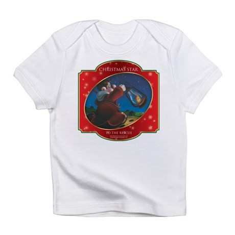 To the Rescue - Christmas Sta Infant T-Shirt