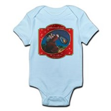 To the Rescue - Christmas Sta Infant Bodysuit