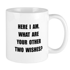 Here I Am Small Mug