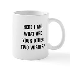 Here I Am Small Small Mug