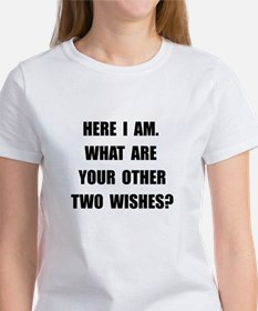 Here I Am Women's T-Shirt