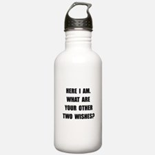 Here I Am Water Bottle