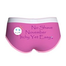 No Shave November Women's Boy Brief
