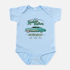 Kustom Kulture - Lead Sled Infant Bodysuit