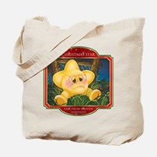 Fall from Heaven - Christmas Tote Bag