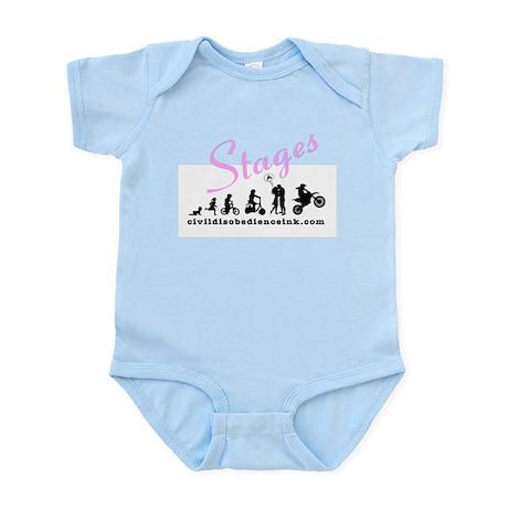 A Girls Life Infant Bodysuit