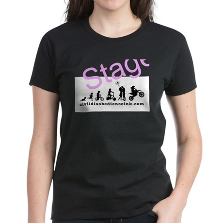 A Girls Life Women's Dark T-Shirt