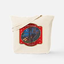 Coming Home - Christmas Star Tote Bag