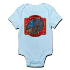 Coming Home - Christmas Star Infant Bodysuit