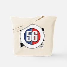 56 Cars logo Tote Bag